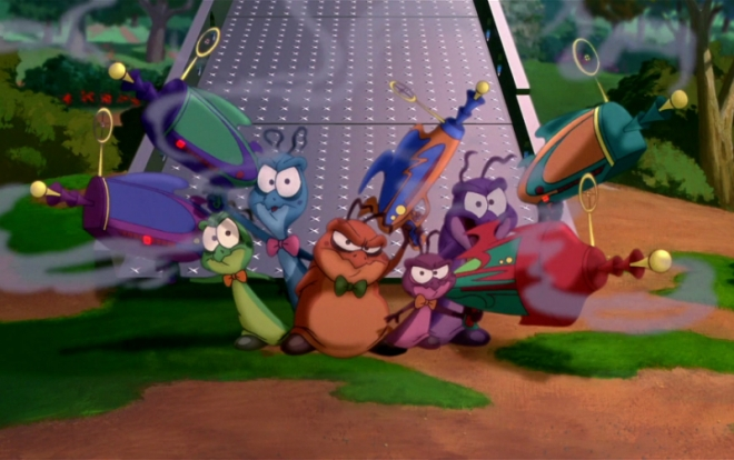 The Nerdlucks (Space Jam)