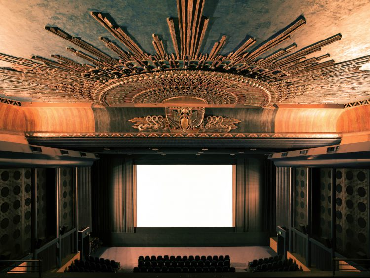 The American Cinematheque at the Egyptian Theatre