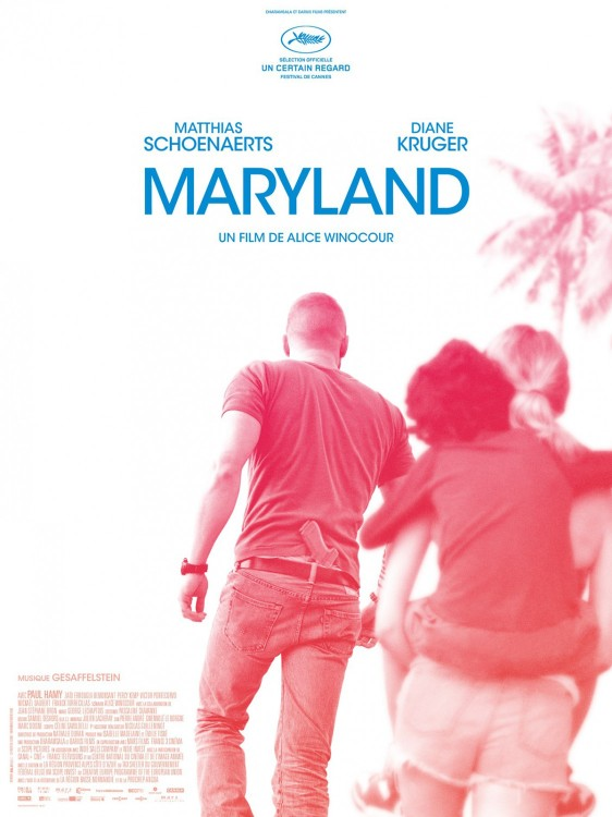 Poster for Maryland (French Release)