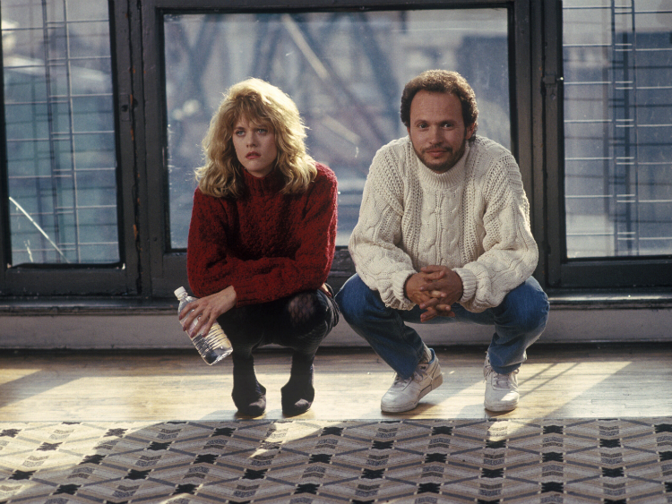 The Carpet (When Harry Met Sally...)