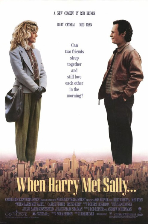 Poster for When Harry Met Sally...