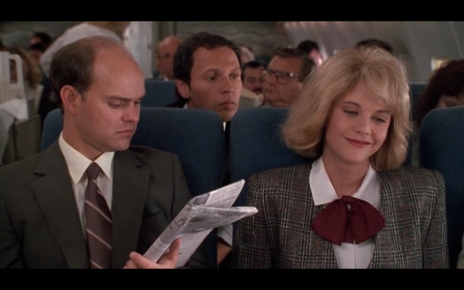 The Flight (When Harry Met Sally...)