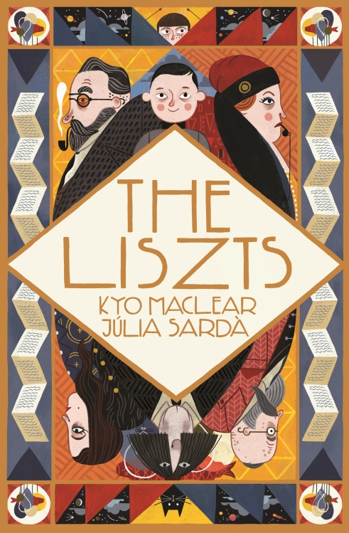 Cover of The Liszts