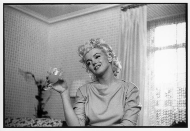 Marilyn Monroe. New York, 1955