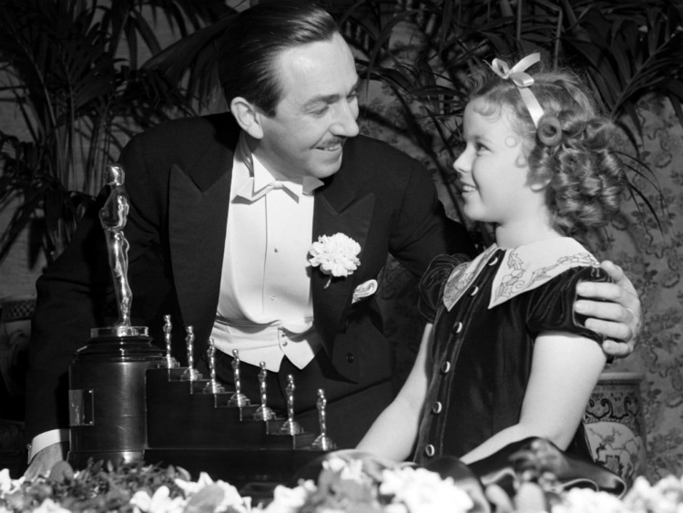 Walt Disney, Shirley Temple, and the 'Special Achievement' Oscar