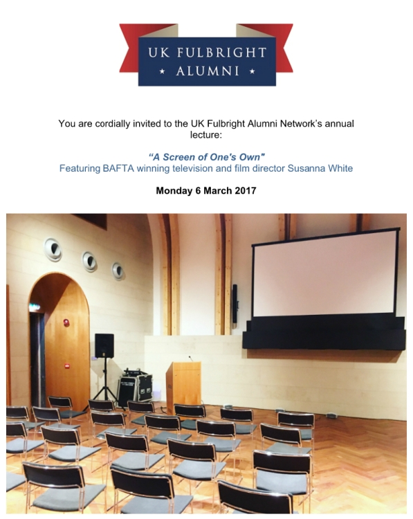 UK Fulbright Alumni Network Annual Lecture (Collage)