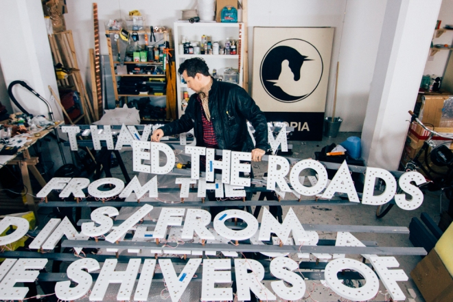 Robert Montgomery at Work