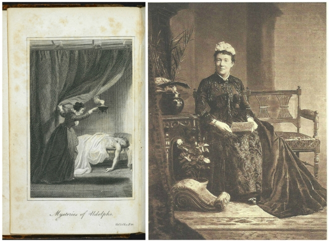 The Mysteries of Udolpho and Ann Radcliffe