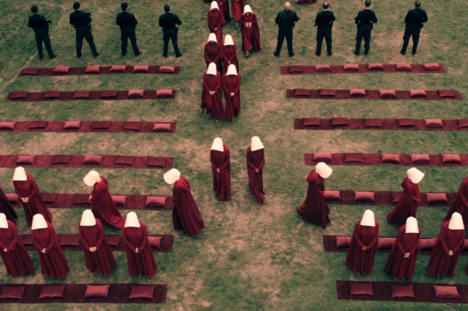 Salvaging (The Handmaid's Tale)