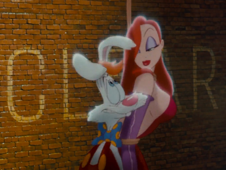 Mr. and Mrs. Rabbit (Who Framed Roger Rabbit)