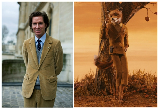 Mr. Anderson and Mr. Fox