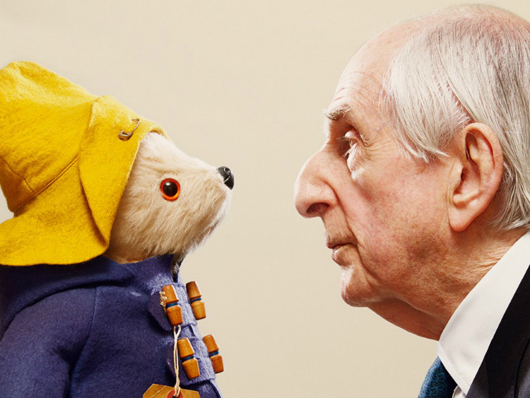 Paddington and Michael Bond