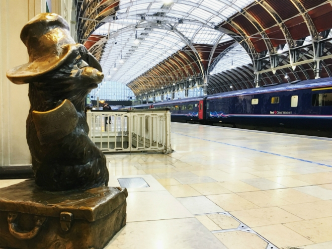 Paddington at Paddington
