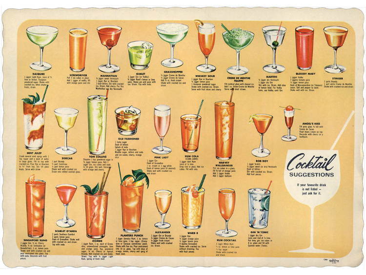 Cocktail Suggestions