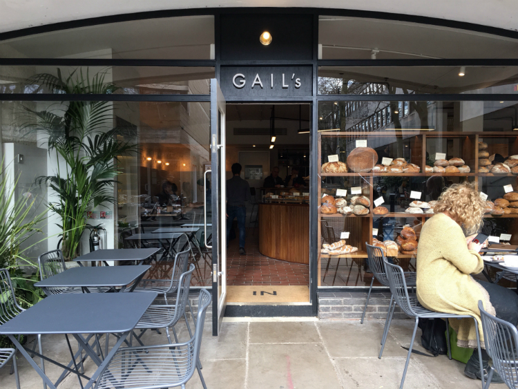 Gail's in Little Clarendon