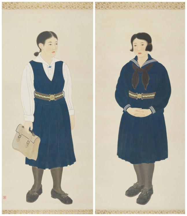 School Wear after 1932