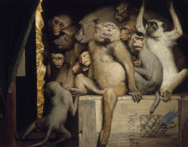 Monkeys as Judges of Art